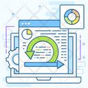 Agile Methodology Icon