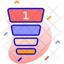 Agile Priority Ticket Icon