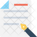 Agreement Application Contract Icon