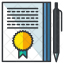 Agreement Contract Icon