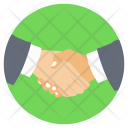 Deal Partnership Agreement Icon