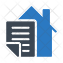 Document House File Icon