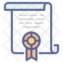 Order Court Contract Icon