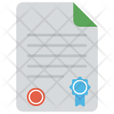 Document File Data Icon