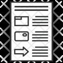 Agreement Enterpeise Architecture Icon