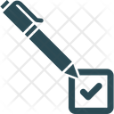 Agreement Autograph Sign Icon