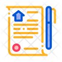 Agreement Selling Buying Icon