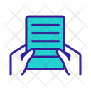 Public Speech Check Icon