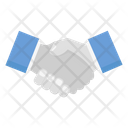 Agreement Cooperation Deal Icon
