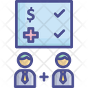 Accept Agreement Compensation Icon
