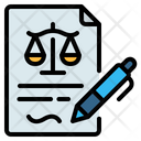 Agreement Contract Legal Icon