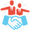 Agreement Contract Handshake Icon
