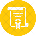 Agreement Order Court Icon