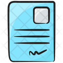 Agreement Policy Contract Icon