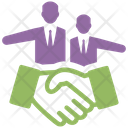 Agreement Contract Business Icon
