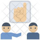 Agreement Engage Friendship Icon