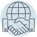 Business Agreement Deal Icon