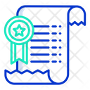 Agreement Police Agreement Contract Icon