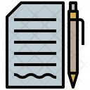 Agreement Law Justice Icon