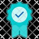 Agreement Badge Icon