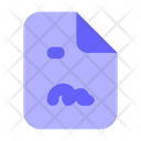 Agreement File Agreement Document Icon