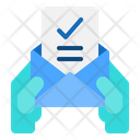 Agreement Mail Icon