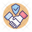 Agreement Security Icon