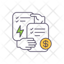 Agreements Document Contract Icon