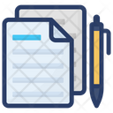 Agreement Contract Payment Plan Icon