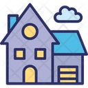 Agricultural building Icon