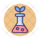 Agricultural Research Green Chemistry Chemical Icon