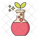 Agricultural Research Green Chemistry Icon