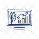 Agricultural Statistics Icon