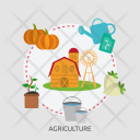 Agriculture Farm Ranch Icon