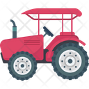 Agriculture Farm Tractor Tractor Icon