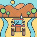 Agriculture Farming Plantation Icon