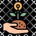 Agriculture Gardeningecology Idea Icon