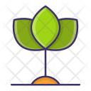 Agriculture Eco Plant Icon