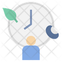 Agriculture Sprout Growth Icon