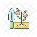 Agriculture Cultivation Farming Icon
