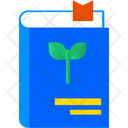 Agriculture Book Book Guidebook Icon