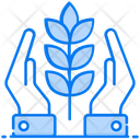 Agriculture Insurance Farm Insurance Crop Protection Icon