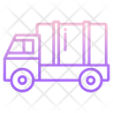 Agriculture Truck Icon