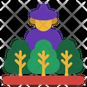 Agriculturist Icon