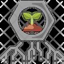 Agronomy Cog Ecology Icon