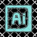 Ai Illustrator Apps Icon