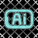 Ai File Format Illustrator Icon