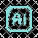 Ai Apps Illustrator Icon