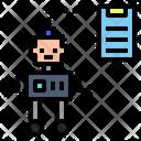Software Computer Robot Icon