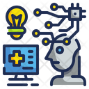 Ai Medical Technology Icon
